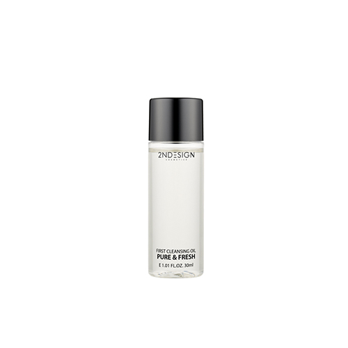 2NDESIGN First Cleansing Oil Pure & Fresh Mini