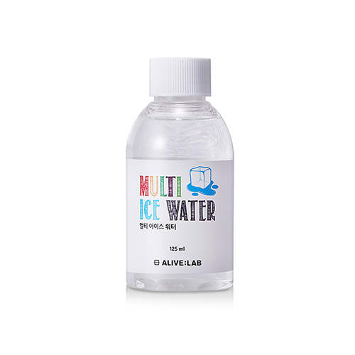 ALIVE:LAB Multi ICE Water 125ml