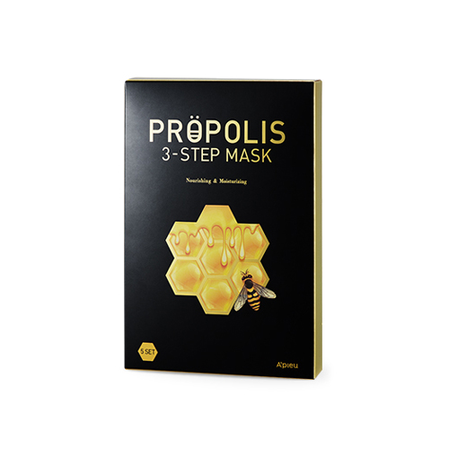 A'PIEU Propolis 3 Step Mask