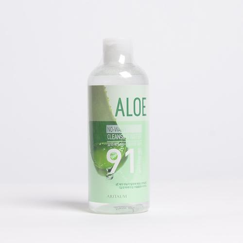 ARITAUM Aloe No Wash Cleansing Water