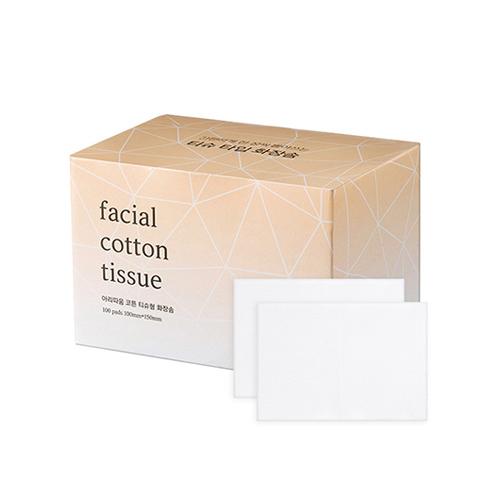 ARITAUM Facial Cotton Tissue