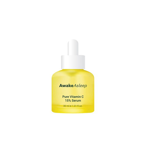 AwakeAsleep Pure Vitamin C 15% Serum