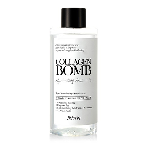 BADSKIN Collagen Bomb Hydrating Ampoule