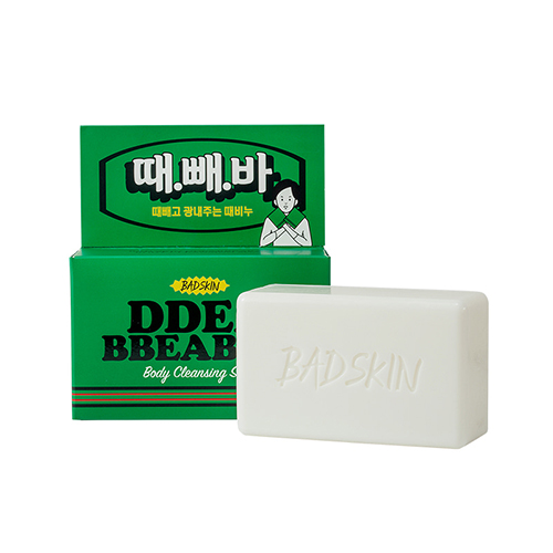 BADSKIN Ddea Bbea Bar Body Cleansing Soap