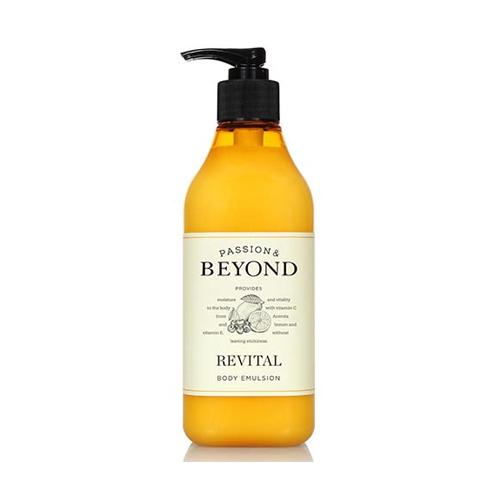 BEYOND Revital Body Emulsion