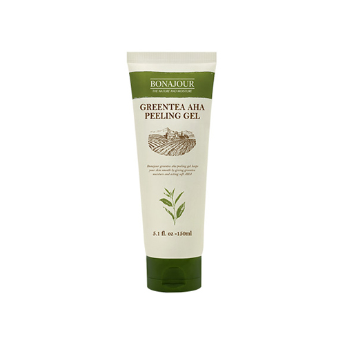 BONAJOUR Green Tea AHA Peeling Gel