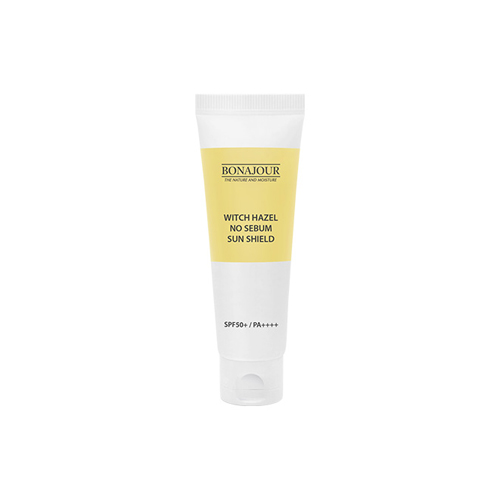 BONAJOUR Witch Hazel No Sebum Sun Shield SPF50+ PA++++
