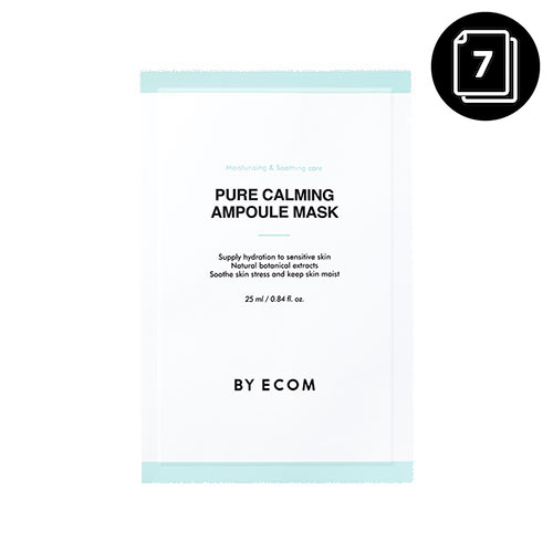 BY ECOM Pure Calming Ampoule Mask
