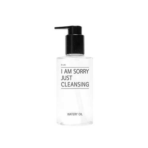 B-LAB I Am Sorry Just Cleansing Natural Cleansing Watery Oil
