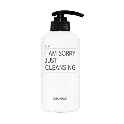 B-LAB I Am Sorry Just Cleansing Natural Shampoo