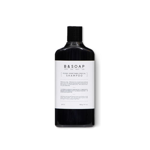 B & SOAP Peony Something Special Shampoo