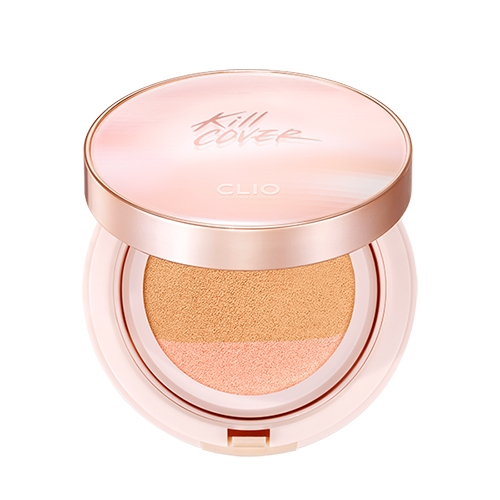 CLIO Kill Cover Pink Glow Cream Cushion 17g*2