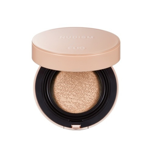 CLIO Nudism Water Grip Cushion SPF50+ PA+++  + Refill