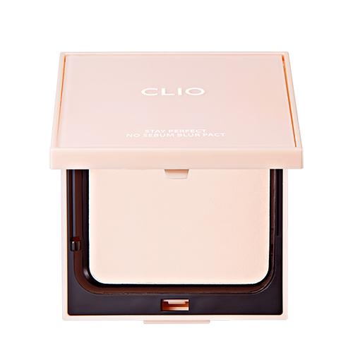 CLIO Stay Perfect No Sebum Blur Pact 10g