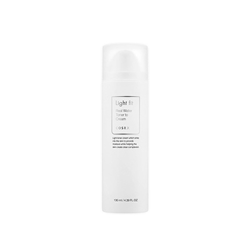 COSRX Light FitReal Water Toner to Cream