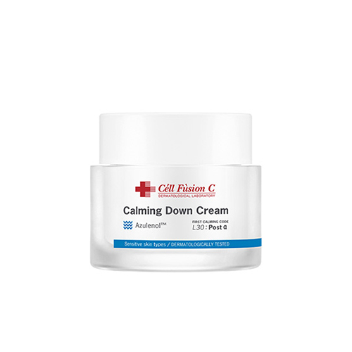 Cell Fusion C Post α Calming Down Cream