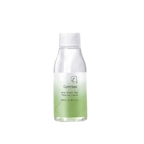 Commleaf AHA Green Tea Peeling Liquid