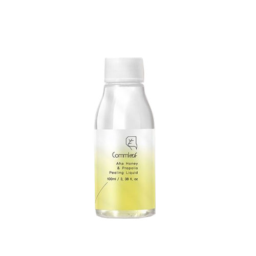 Commleaf AHA Honey & Propolis Peeling Liquid