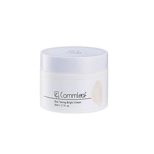 Commleaf Rice Toning Bright Cream