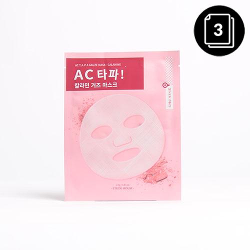 ETUDE HOUSE AC T.A.P.A Calamine Gauze Mask