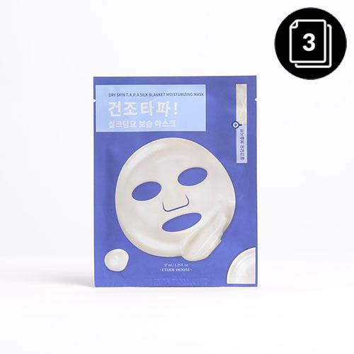 ETUDE HOUSE Dry Skin T.A.P.A Silk Blanket Moisturizing Mask