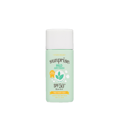 ETUDE HOUSE Sunprise Mild Airy Finish SPF50+ PA+++
