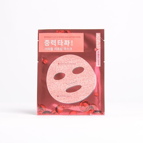 ETUDE HOUSE Wrinkle T.A.P.A Spider Map Lifting Mask