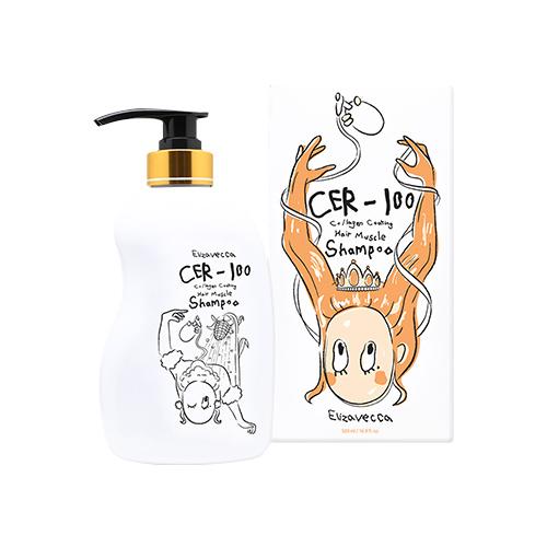 Elizavecca CER-100 Collagen Coating Hair Muscle Shampoo