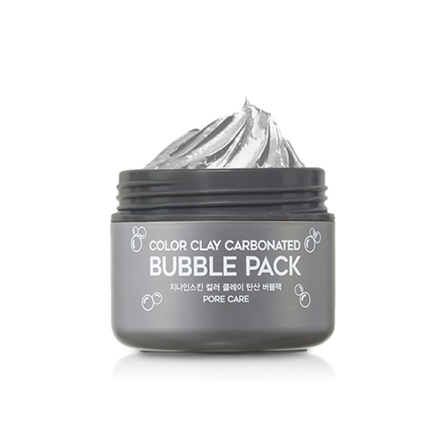 G9SKIN Color Clay Carbonated Bubble Pack