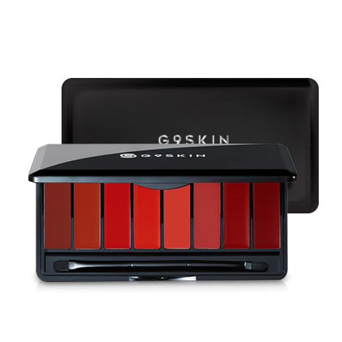 G9SKIN First Lip Palette