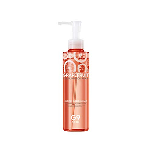 G9SKIN Grapefruit Vita Bubble Oil Foam
