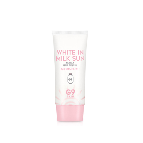 G9SKIN White In Milk Sun SPF50+ PA++++