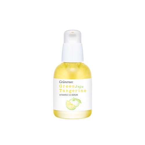 Grunersee Green Jeju Tangerine Vitamin C 5.5 Serum