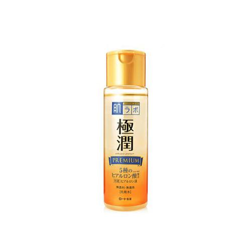 HADALABO GOKUJUN Premium Hyaluronic Lotion