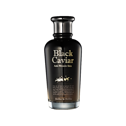 HOLIKA HOLIKA Black Caviar Anti-Wrinkle Skin