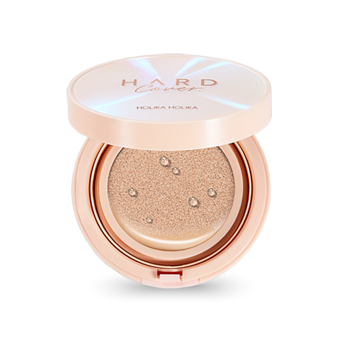 HOLIKA HOLIKA Hard Cover Glow Cushion EX SPF50