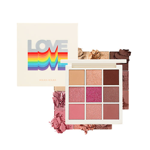 Holika Holika Love Who You Are Edition Love Shadow Palette
