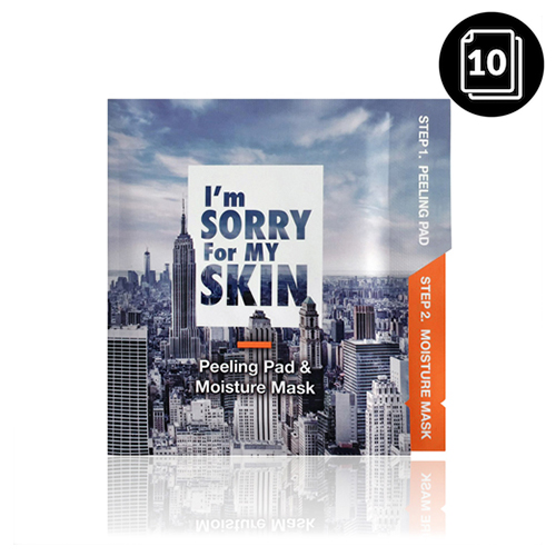 Im_Sorry_For_My_Skin_Peeling_Pad_&_Moisture_Mask_10ea