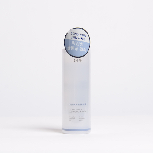 IOPE Derma Repair ph Balancing Cleansing Water