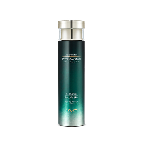 ISA KNOX Age Focus Prime Double Effect Ampoule Skin