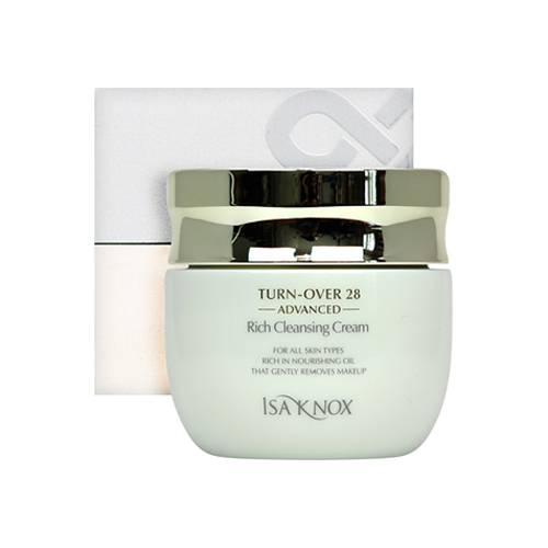ISA KNOX TURN-OVER 28 Advanced Rich Cleansing Cream