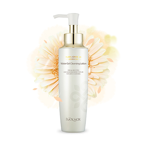 ISA KNOX TURN-OVER 28 Advanced Watergel Cleansing Lotion