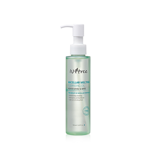 Isntree Micellar Washing Cleansing Oil