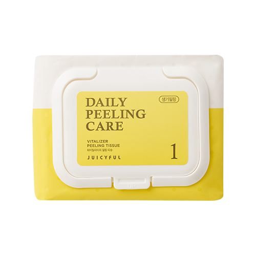 JUICYFUL Daily Vitalizer Vitamin Peeling Tissue