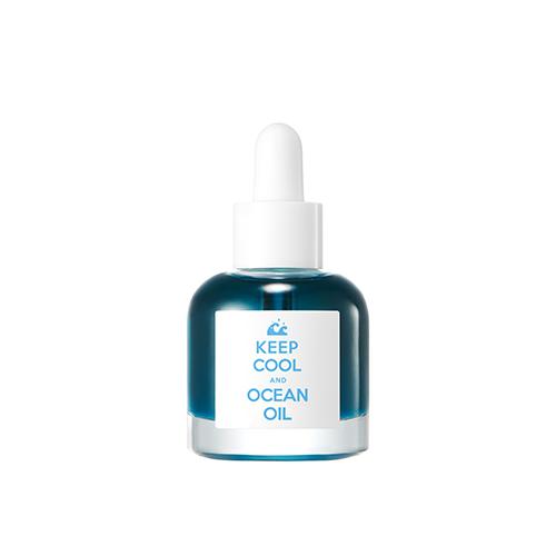 KEEP COOL Ocean Deep Blue Oil
