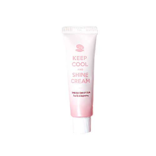 KEEP COOL Shine Pure Tone Up Cream