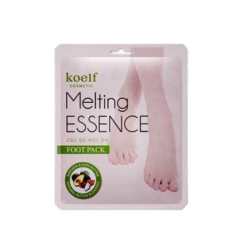 Koelf Melting Essence Foot Mask