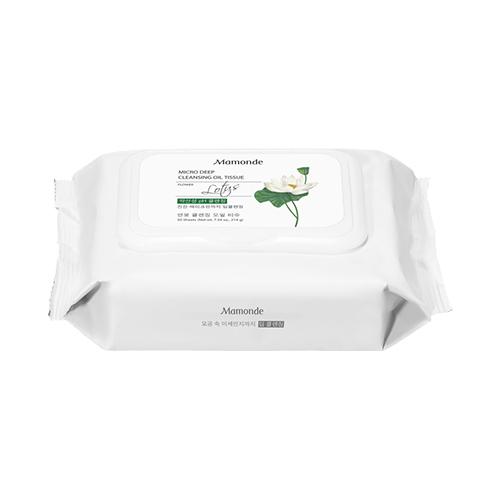 MAMONDE Micro Deep Cleansing Oil Tissue