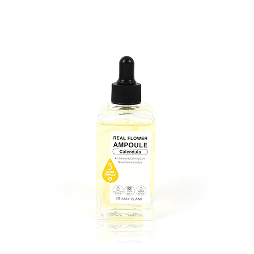 MAY ISLAND Real Flower Ampoule