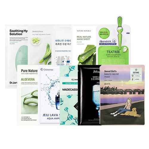Mask Sheet Trial Kit